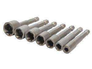 IRWIN T394100 Power Grip Screw Extractor Set 7 Piece