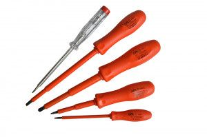ITL Insulated Insulated Screwdriver Set of 5