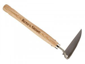 Kent & Stowe Hand Razor Hoe Stainless Steel
