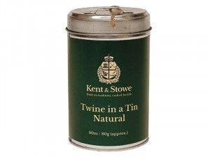 Kent & Stowe, Twine In a Tin