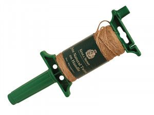 Kent & Stowe Jute Twine Natural On Handle 80m (80g)