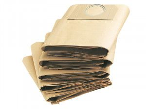 Karcher Dust Bags for A2234, A2200, MV2 and WD2 Vacuum Pack of 5