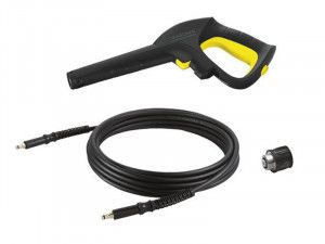 Karcher Replacement Hose 7.5m & Hand Gun