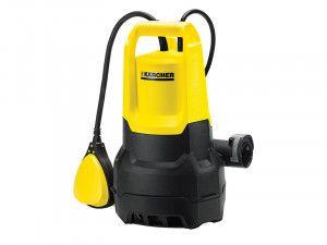 Karcher SP3 Submersible Dirty Water Pump 350 Watt 240 Volt