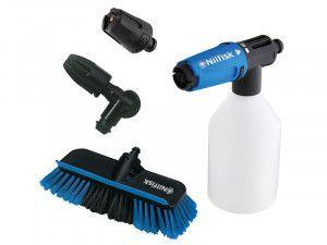 Kew Nilfisk Alto Click & Clean Car Cleaning Kit