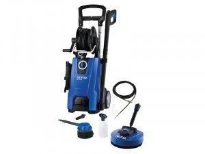 Kew Nilfisk Alto D130.4.9 PAD X-TRA Pressure Washer & Cleaning Kit 130 Bar 240V
