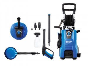 Kew Nilfisk Alto D140.4-9 PAD X-TRA Pressure Washer & Cleaning Kit 140 bar 240V
