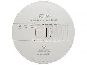 Kidde 4MCO Professional Mains Carbon Monoxide Alarm 230 Volt