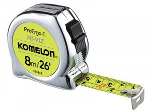 Komelon The ProErgo-C Tape 8m/26ft (Width 25mm)