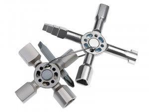 Knipex TwinKey® Service Cabinet Key