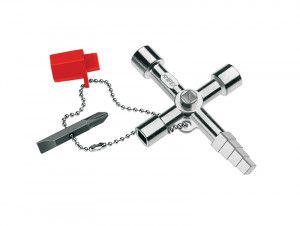 Knipex Profi-Key 11 Way Cabinet Control Key