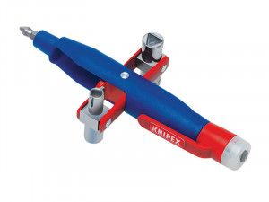 Knipex Pen-Style Control Cabinet Key with Voltage Detector