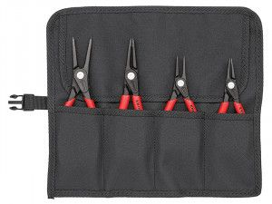 Knipex Precision Circlip Pliers Set in Roll (4)