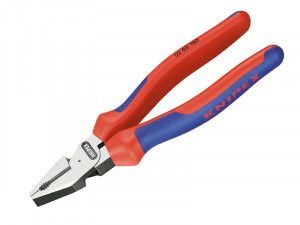 Knipex, High Leverage Combination Pliers Multi-Component Grip