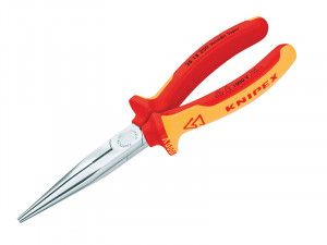 Knipex Long Nose - Side Cutters VDE Certified Grip 200mm