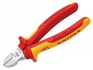 Knipex, 74 06 VDE Diagonal Cutting Pliers