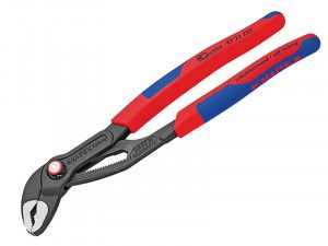 Knipex, Cobra® Quickset Waterpump Pliers PVC Grips