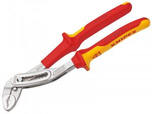 Knipex Alligator® Water Pump Pliers VDE Certified Grip 250mm