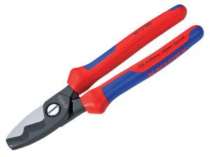 Knipex, Cable Shears Twin Cutting Edge