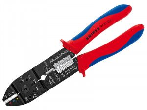 Knipex Crimping Pliers for Insulated Terminals & Plug Connectors