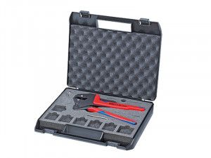 Knipex Crimp System Pliers In Case
