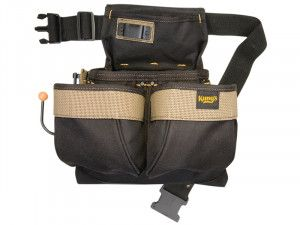 Kuny's PK-1836 5 Pocket Framers Nail/Tool Pouch With Belt