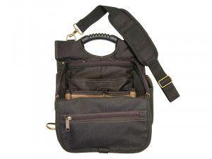 Kuny's EL-1509 Professional Electrician's Zip Pouch 21 Pocket