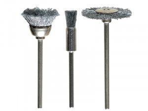 KWB Wire Brush Set, 3 Piece