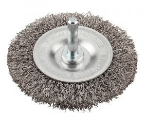 KWB, HSS Crimped Wheel Brush Coarse
