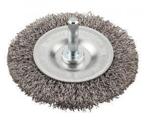 KWB, HSS Crimped Wheel Brush Coarse