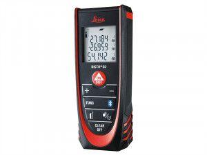 Leica Geosystems Disto D2 Laser Distance Meter 100m Bluetooth®