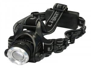 Lighthouse Elite Headlight Rechargable 350 Lumens