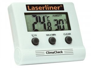 Laserliner ClimaCheck - Digital Humidity & Temperature