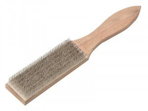 Lessmann Steel File Cleaning Brush 250mm
