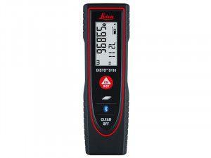 Leica Geosystems DISTO™ D110 Laser Distance Meter 60m Bluetooth®