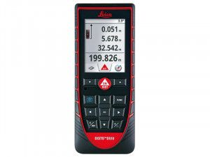Leica Geosystems, Disto D510 Laser Distance Meter Bluetooth®