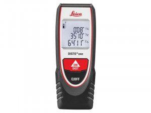 Leica Geosystems DISTO™ One Laser Distance Measure 20m