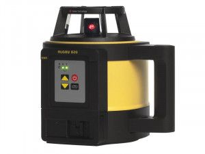 Leica Geosystems Rugby 820 Rotation Laser & Rod Eye 160 Li-Ion