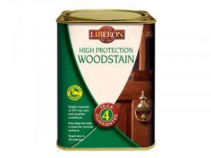 Liberon High Protection Woodstain Scandinavian Pine 1 Litre