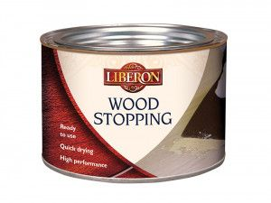 Liberon, Wood Stopping