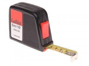 Lufkin YU835CME Unilok Tape 5m/16ft (Width 19mm)