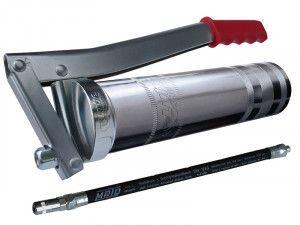 Lumatic Lube-Shuttle® Side Lever Grease Gun