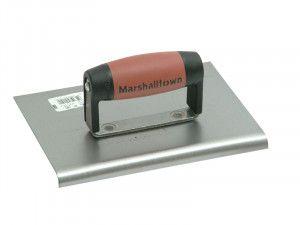 Marshalltown M120D Cement Edger Straight End Durasoft Handle 8 x 6in