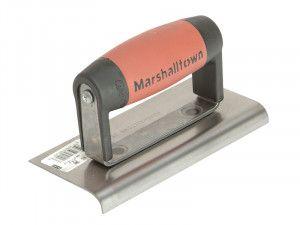 Marshalltown M36D Cement Edger Straight End Durasoft® Handle 6 x 3in