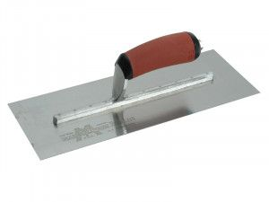Marshalltown, MXS S/S Finishing Trowel, Durasoft