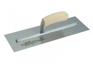 Marshalltown, Cement Finishing Trowel, Wooden Handle