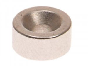 E-Magnets, Countersunk Magnets 10mm