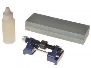 IRWIN Marples Honing Guide, Stone & Oil Set of 3