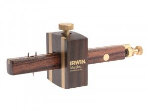 IRWIN Marples M2154 Mortice & Marking Gauge with Thumbscrew Adjustment