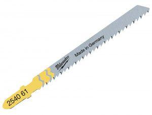 Milwaukee, Jigsaw Blades Clean and Splinter Free Wood